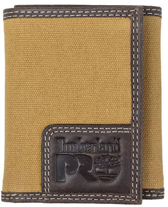 Timberland Pro Canvas Trifold Wallet