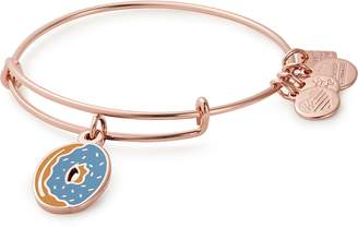 Alex and Ani Charity by Design Donut Expandable Wire Bangle