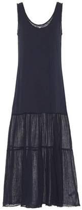 Velvet Agnese cotton maxi dress