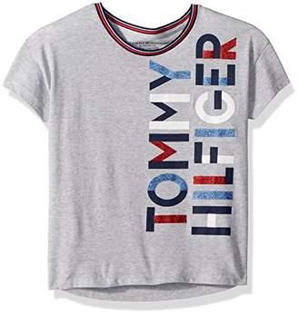 Tommy Hilfiger Little Girls' Graphic Tee