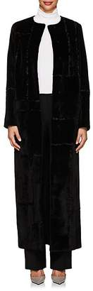 The Row Women's Paycen Fur Long Coat