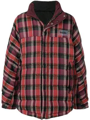 Martine Rose Napa By reversible padded jacket