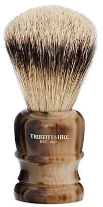 Truefitt & Hill (トゥルフィット & ヒル) - トゥルフィット&ヒル ウエリントンスーパーバジャーブラシ(ホーン)