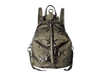 Rebecca Minkoff Convertible Mini Side Zip Julian Backpack