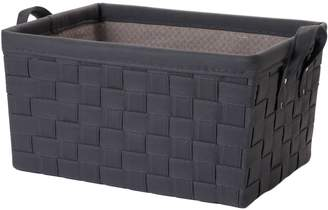 LOFT Essentials By Simple Concepts Essentials by Simple Concepts Large Non-Woven Weave Storage Bin