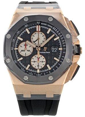 Audemars Piguet ローズゴールドandセラミック44 Offshore Chronograph Watch 26401ro。Oo。a002。CA。01
