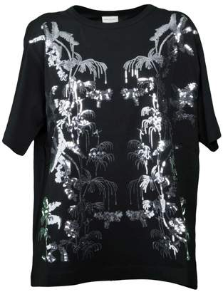 Dries Van Noten Palm Tree Motif T-shirt