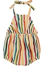 Anthem of the Ants Infants' Striped Cotton Bubble Romper