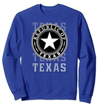 Republic of Texas Seal Sweatshirt | Lone Star State
