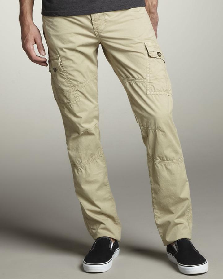 J Brand Jeans Trooper Miliner Cargo Pants