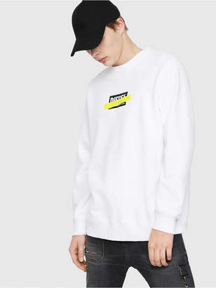 Diesel Sweatshirts 0IAJH - Black - S