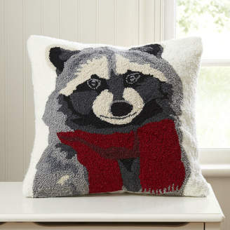 Birch Lane Kids Kells Roberto Raccoon Hooked Pillow