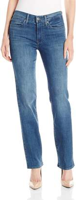 Levi's Women's Slimming Straight, Lavender Hill, 31 32