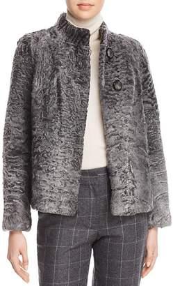 Maximilian Furs Persian Lamb Fur Coat - 100% Exclusive