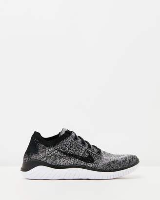 Nike Free Run Flyknit 2018 Running Shoes - Men's