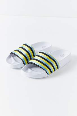 Urban Outfitters Striped Pool Slide