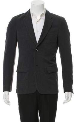 Adam Kimmel Wool Two-Button Blazer
