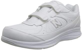 New Balance Men's MW577 Hook and Loop Walking Shoe