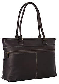 Le Donne Leather Fauna Executive Tote