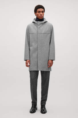 Cos WOOL DUFFLE COAT