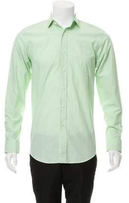 Ralph Lauren Black Label Checkered Casual Shirt