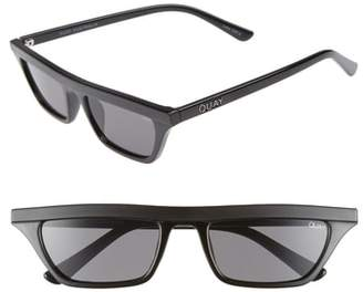 Quay Finesse 52mm Sunglasses