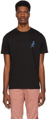 Paul Smith Black Dino Print T-Shirt
