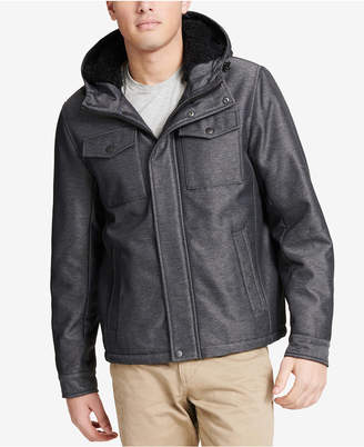 Dockers Men Two-Pocket Puffer Jacket
