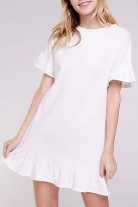 Modern Emporium Cotton White Dress
