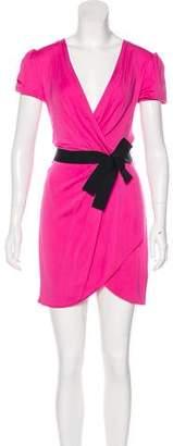 Dolce & Gabbana Short Sleeve Mini Dress