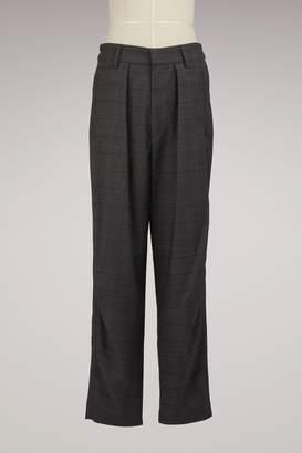 Etoile Isabel Marant Nimura Wool Pants