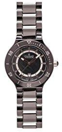 Charmex San Remo 6321 43 mmセラミックケースブラックセラミック合成サファイアWomen 's Watch