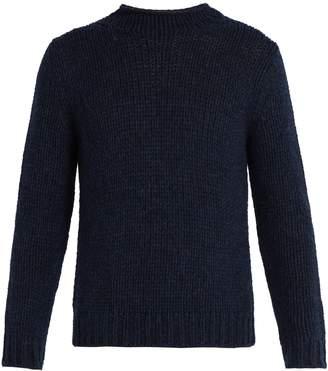 Ralph Lauren Purple Label High-neck cashmere sweater