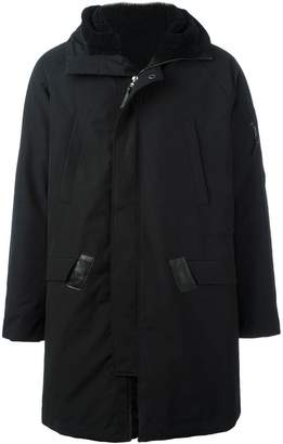 11 By Boris Bidjan Saberi 'Allen' padded coat