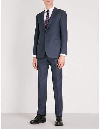 Ralph Lauren Purple Label Tailored-fit wool suit