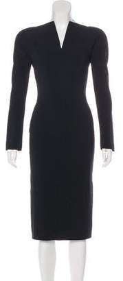 Tom Ford Structured Sheath Dress
