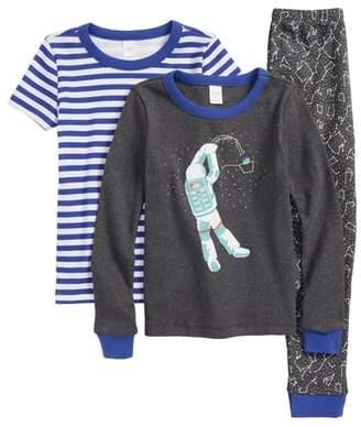 Tucker + Tate Fitted Three-Piece Pajamas