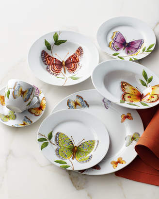 Horchow 20-Piece Butterfly Dinnerware Service