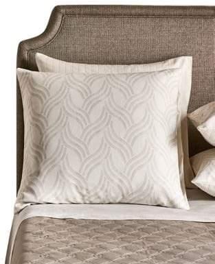Frette At Home Levanto 210-Thread Count Cotton Euro Sham