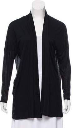 Helmut Lang Long Sleeve Knit Cardigan