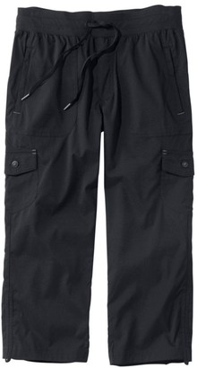 L.L. Bean L.L.Bean Women's Vista Camp Pants, Cropped