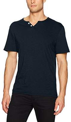 Joe's Jeans Men's Wintz S/s Slub Henley