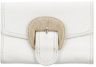 Anya HindmarchAnya Hindmarch Leather Pebble Wallet