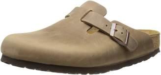 Birkenstock Original Boston Waxy Leather Narrow width, L8 M6 39,0