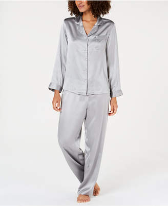 Charter Club Silk Pajama Set