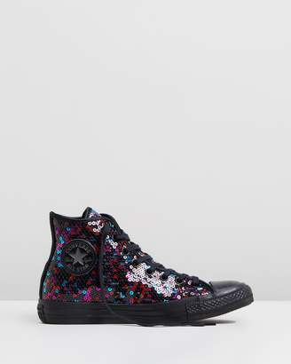 Converse Chuck Taylor All Star Sequinned High Top