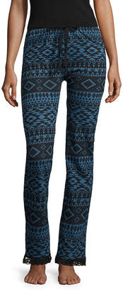 Asstd National Brand Juniors Knit Pajama Pants