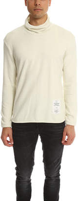 Warehouse Biography Mock Turtleneck Pullover