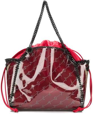 Stella Mccartney Red Falabella Bag - ShopStyle UK 7205bf7cc3