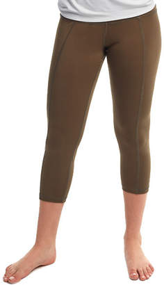 Haven Collective Yoga Contour Crop Legging